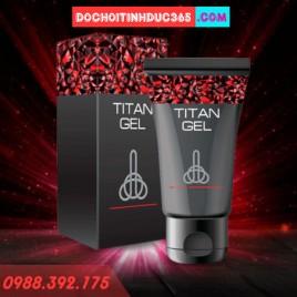 gel titan nga cải thiện kích thước dương vật