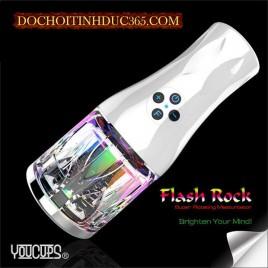Máy thủ dâm cao cấp Youcups Flash Rock