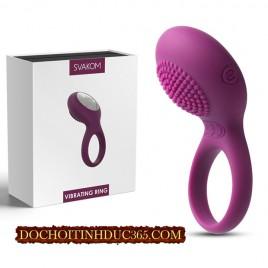 Vòng rung massage âm đạo Svakom Ring Vibrator sản xuất Mỹ